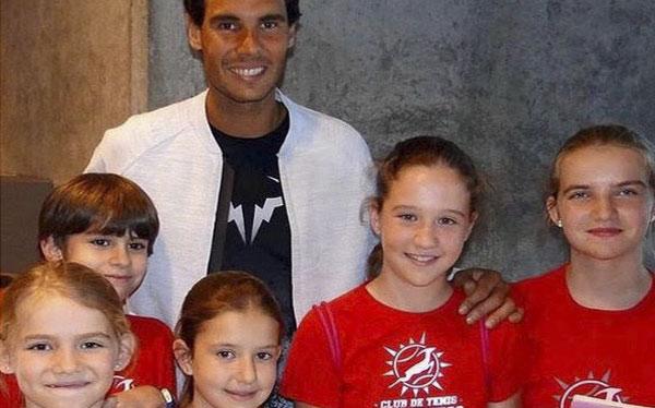 Excursión al torneo de tenis Mutua Madrid Open