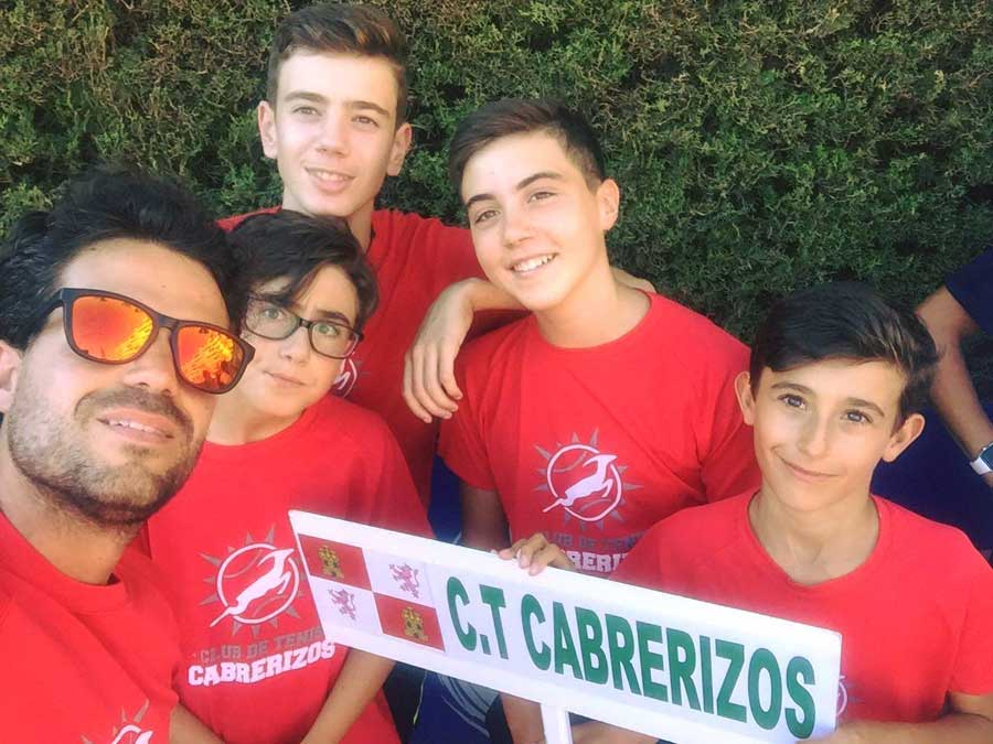 Campeonato de España infantil 2017