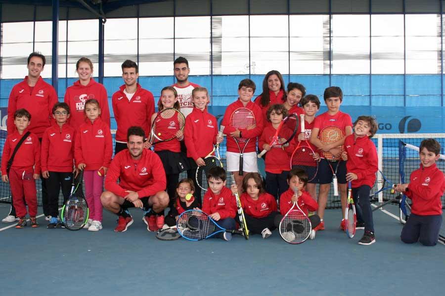 I Liga de Minitenis Club de Tenis Cabrerizos