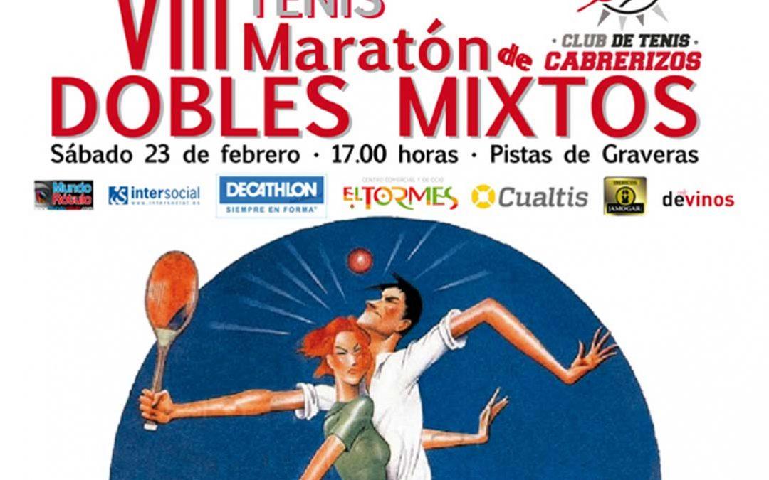 VIII Maratón de Dobles Mixtos