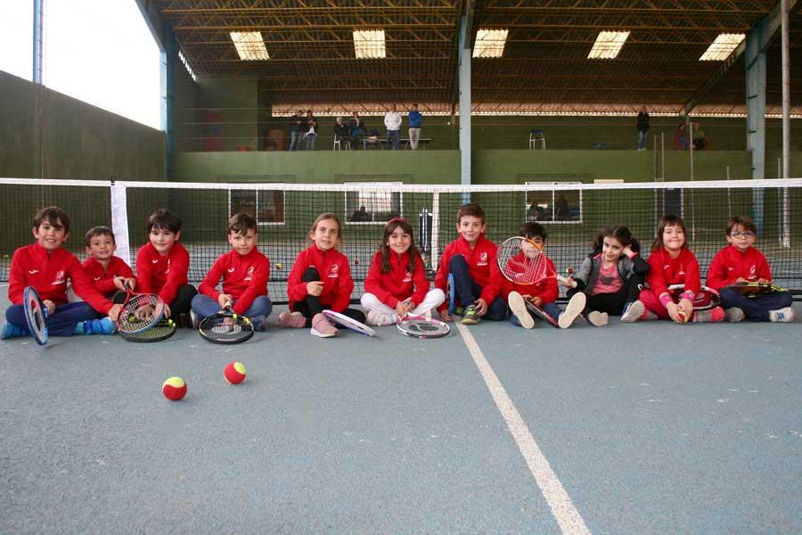 II Liga de Minitenis Club de Tenis Cabrerizos