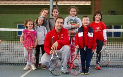 Verano 2019: campus y clases de tenis