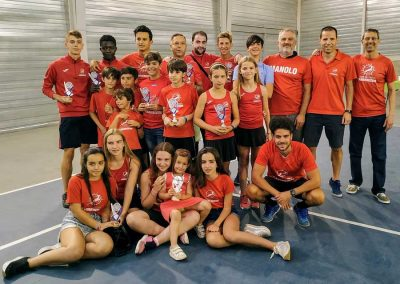 Interclubs 2019 «Memorial Manuel Matellanes»