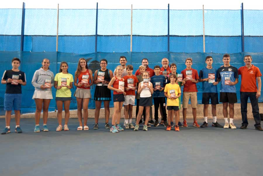 I Torneo Vuelta al Tenis
