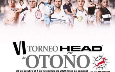 VI Torneo HEAD de Otoño