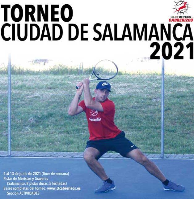 Torneo Ciudad de Salamanca 2021