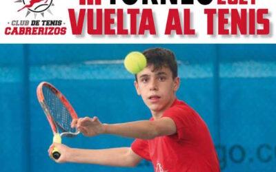 III Torneo Vuelta al Tenis 2021